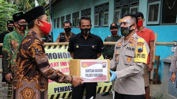 Polisi Beri Bantuan ke Ponpes Nurul Hidayah Kebumen yang Lockdown karena Ada Santri Terpapar Corona