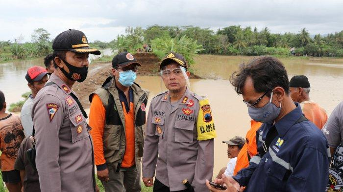 AKBP Rudy Cahya Kurniawan Sebut Kebumen Siaga Bencana Alam