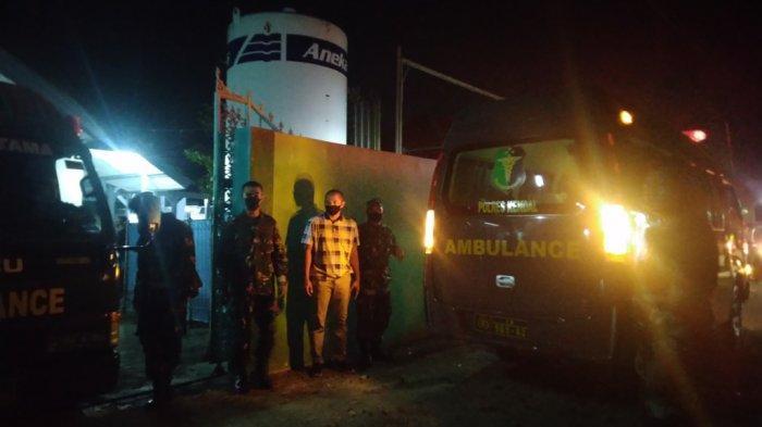 UPDATE, Jenazah Korban Heli Jatuh di Kendal Dibawa keRSBhayangkara Semarang