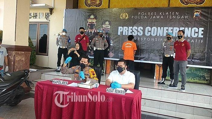Pembunuhan Berencana Heru Gorok FNR Pemuda Klaten Hingga Tewas: Gara-gara Utang dan Sering Diejek