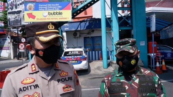 Lonjakan Covid-19 di Kudus, TNI/Polri Kawal Pengetatan Kegiatan Masyarakat