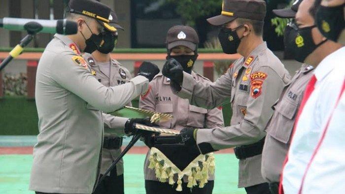 Kapolres Pati Beri Penghargaan Anggota yang Ungkap Kasus Sindikat Penadah Motor Bodong