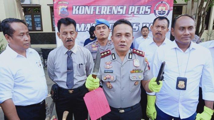 Polisi Tangkap Pelaku Utama Pengeroyokan hingga Korbannya Tewas di Pati