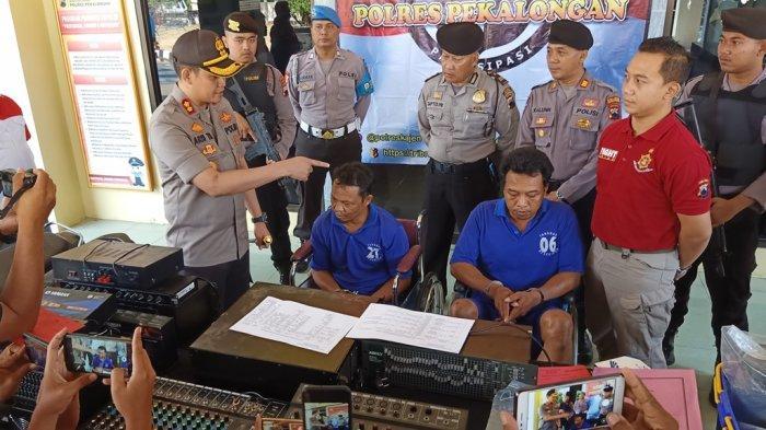 Polisi Masih Buru Dua Pelaku, DPO Kasus Pembobolan Minimarket di Pekalongan
