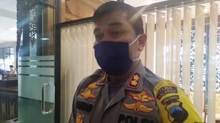 Ada 20 Anggota Polres Salatiga Terpapar Covid-19 Selama Pandemi, Seorang Perwira Meninggal