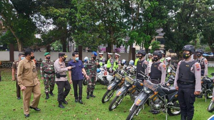 Amankan Lebaran Idul Fitri, Polres Salatiga Terjunkan 288 Personel Gabungan