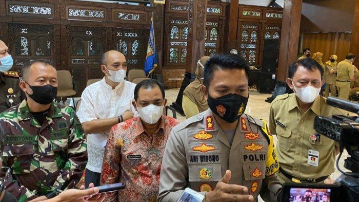 Kabupaten Semarang Risiko Zona Merah, Polisi Akan Bubarkan Kegiatan Berpotensi Kerumunan