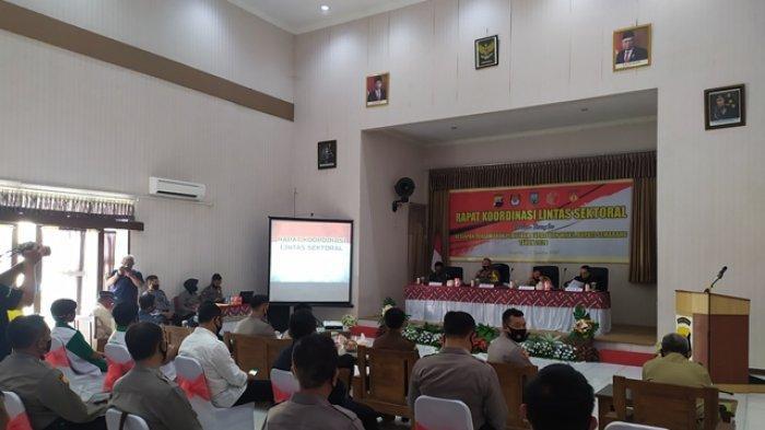1.058 Personil Gabungan Disiapkan Amankan Pilkada Kabupaten Semarang 2020