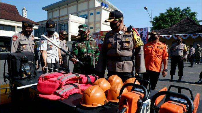 Terjunkan 750 Personel Antisipasi Bencana Alam, Ada 8 Kecamatan Rawan Longsong di Kabupaten Semarang