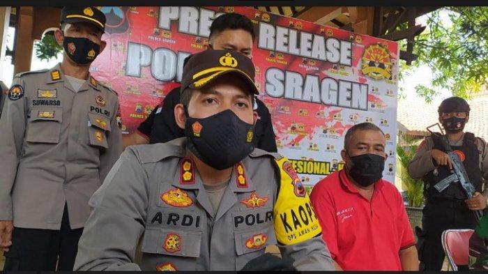 UPDATE :10 Anggota Pesilat yang Terlibat Konvoi di Sragen Masih Dibawah Umur, Ini Kata Kapolres