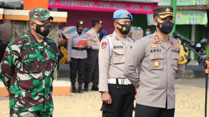 73 Desa di Sragen Akan Jadi Fokus Pengawasan Polisi Selama PPKM Darurat Jawa-Bali