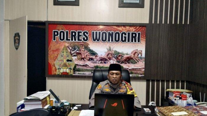 Video Conference Jadi Media Siraman Rohani Polres dan Kodim Wonogiri di Bulan Ramadhan