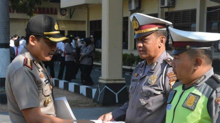 KISAH Empat Polisi Hentikan Rombongan Presiden Demi Ambulans