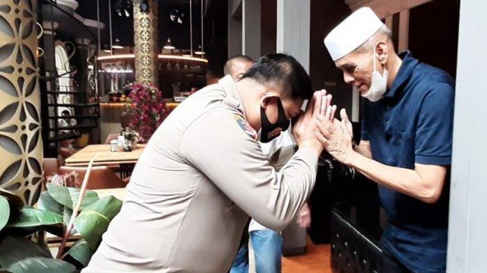 Kapolresta Solo Kenang Sosok Habib Hasan Mulachela Peduli Kaum Dhuafa Tanpa Lihat Agama