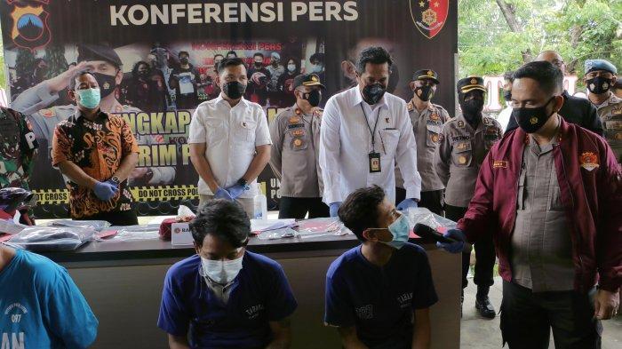 Marak Penangkapan Begal di Semarang, Beraksi di Depan Balai Kota Hingga Tega Menewaskan Korban