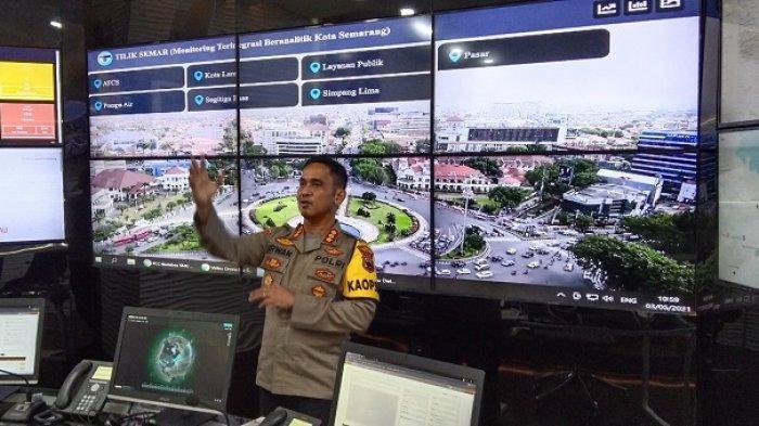 Kapolrestabes Semarang Kombes Pol Irwan Anwar Tidak Yakin Data Pemudik Valid