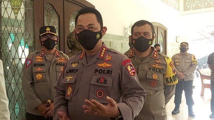 Daftar 50 Perwira Polri yang Dimutasi Kapolri Jenderal Listyo Sigit, dari Komjen hingga Kombes