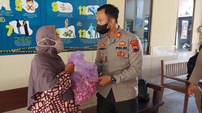 Nenek Asal Klaten Ini Curi Bawang 3 Kg di Laweyan Solo, Kapolsek: Ironis Bila Harus Kita Penjara