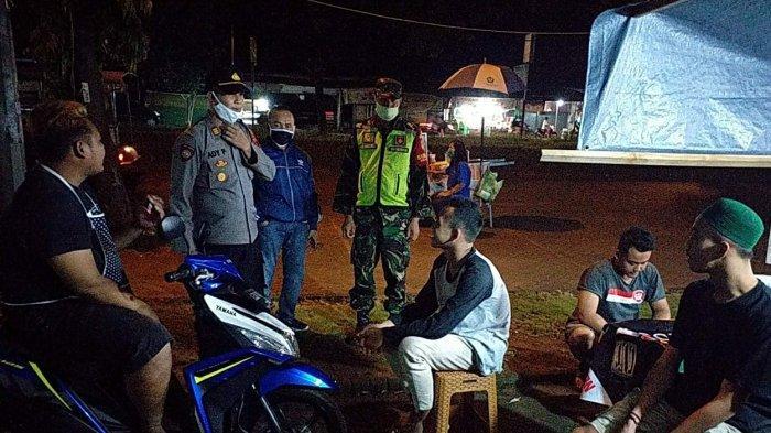 Kapolsek Mijen Sambangi Warga Sosialisasikan PKM Kota Semarang