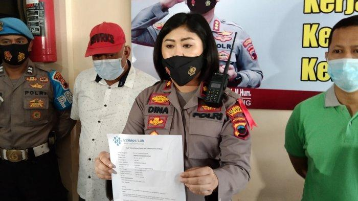 Erwin Ngaku Palsukan Surat Hasil Swab PCR untuk Naik Pesawat Karena Terdesak Tugas Dinas