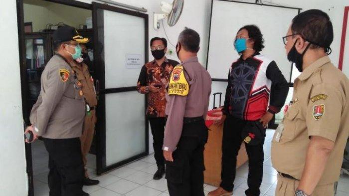 Kompol Eko Mulai Petakan Titik Rawan Pemilu di Kecamatan Tugu Semarang