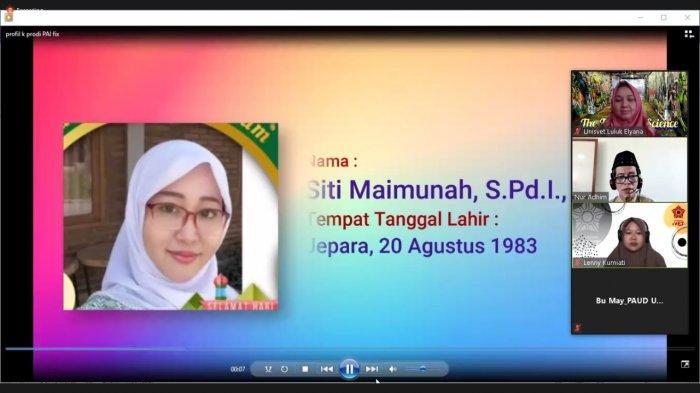 Rektor Universitas Ivet Semarang Lantik Siti Maemunah MSI Sebagai Kaprodi PAI Antar Waktu