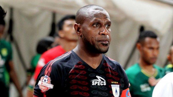 Peluang Boaz Solossa Jadi Kapten Borneo FC, Manajer Tim: Menjadi Harapan Saya