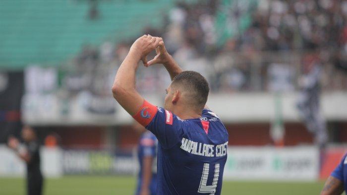 Wallace Costa: Apresiasi Suporter PSIS Semarang