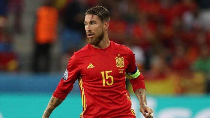 Timnas Spanyol Panggil 5 Pemain Lagi Jelang Euro 2021, Tapi Sergio Ramos Tak Dilirik Luis Enrique