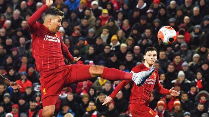 Liverpool vs Chelses 5-3, Firmino Pecah Telur
