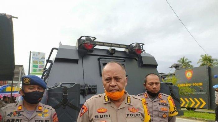 Ribuan Anggota TNI-Polri Bersiaga Amankan Kedatangan 105 TKA China ke Kendari