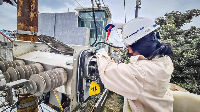 Kartini PLN, Lakukan Pemasangan Key Point Untuk Percepat Penanganan Gangguan Listrik