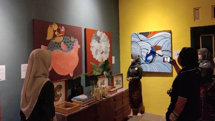 Desa Kartun Pertama di Indonesia, Desa Sidareja Purbalingga Tempatnya Seniman Muda Ditempa