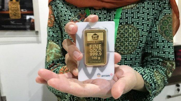 Harga Emas Antam di Semarang Hari ini Senin 28 Juni 2021 Turun Rp 1.000, Ini Daftar Lengkapnya