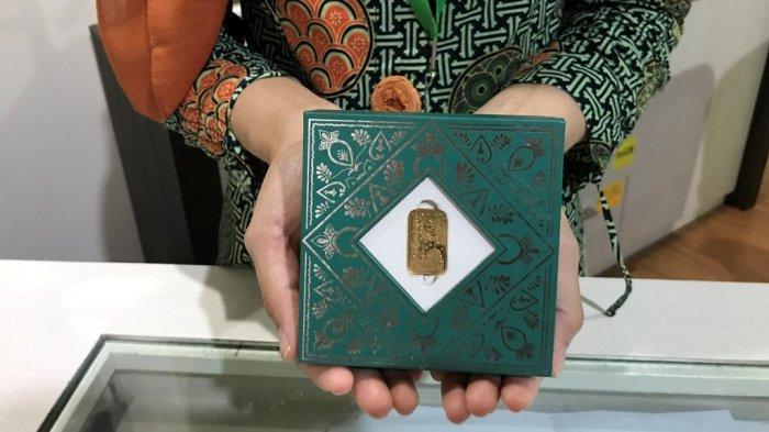 Harga Emas Antam di Semarang Hari ini, Naik Rp 10.000 Berikut Daftar Lengkapnya