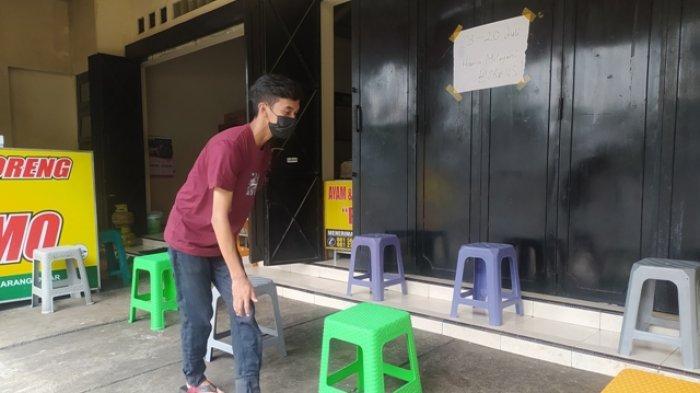 Tim Satgas Covid-19 Karanganyar Ingatkan Pemilik Warung agar Melayani Take Away Saja