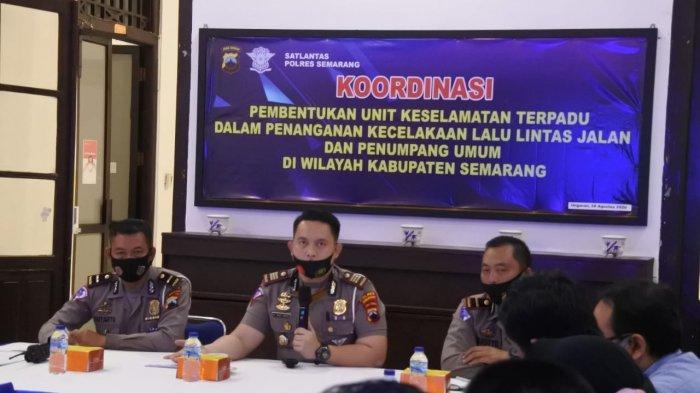 Percepat Penanganan Korban Kecelakaan, Polres Semarang Bentuk Unit Keselamatan Terpadu