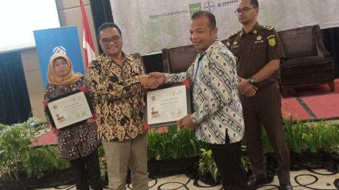 Polres Brebes Terima Penghargaan Anti-Counterfeit Atas Pengungkapan Kasus Pestisida Palsu