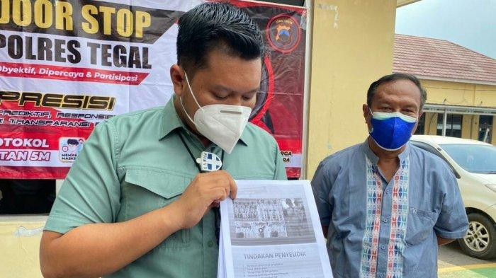 Babak Baru 15 Camat Kabupaten Tegal Langgar Prokes, Denda Rp 100 Ribu