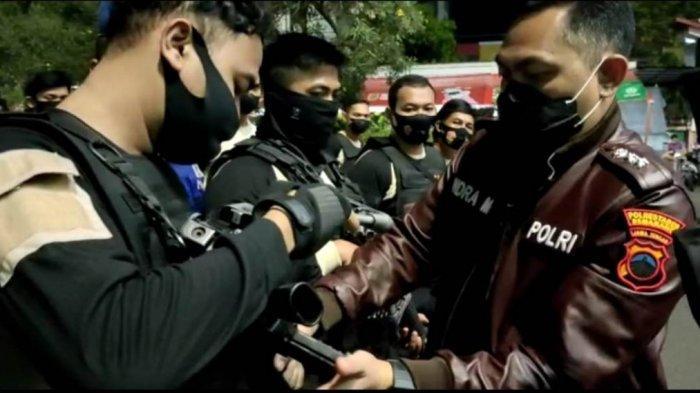 3 Satuan di Polrestabes Semarang Dikerahkan Untuk Perkuat Operasi Malam New Tim Elang