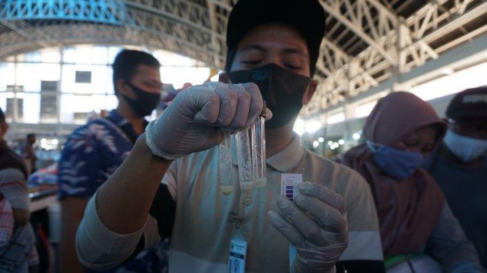 Hati-hati Masih Ada Makanan Mengandung Boraks di Pasar Berikut TemuanTim Satgas Pangan Batang