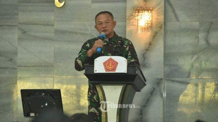 Ini Dia Letjen Ganip Warsito, Kasum TNI yang Gantikan Doni Monardo sebagai Kepala BNPB