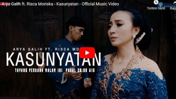Chord Kunci Gitar Kasunyatan Arya Galih ft Risca Moriska, Ora Gampang Nompo Lelakon Iki