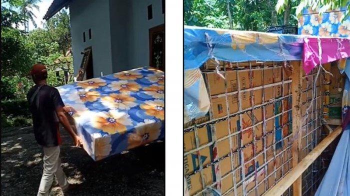 Viral Unboxing Kasur Spring Bed Harga Murah, Ketika Dibongkar Isinya Bikin Murka