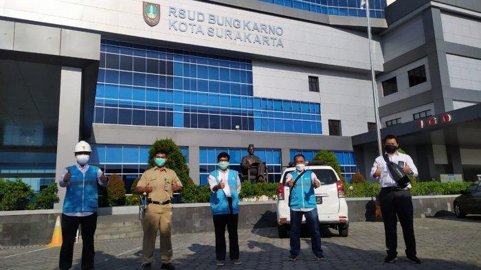 Kasus Covid-19 Tinggi, PLN Jamin Pasokan Listrik untuk Rumah Sakit di Solo