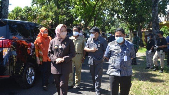44 Warga Selabaya Purbalingga Jalani Isoman, Bupati Tiwi Pastikan Mereka Dapat Pengawasan