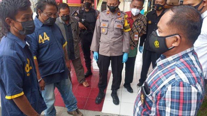 Polres Sukoharjo Tangkap 2 Pelaku Pencuri Pompa Air, Dijual ke Tukang Tambal Ban Rp 7 Juta
