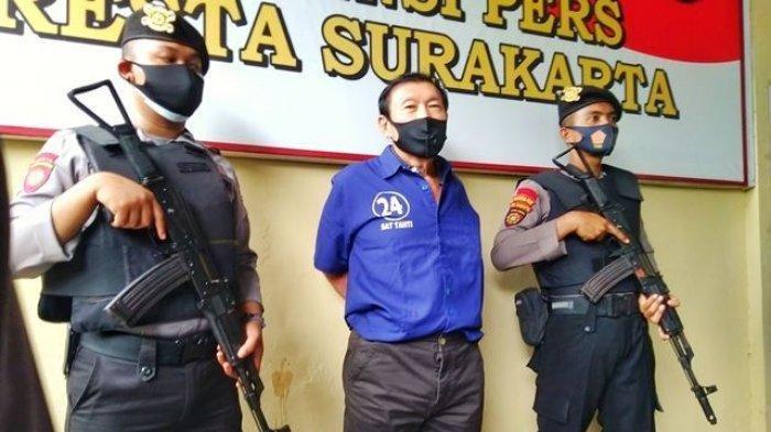 Kejari Solo Tuntut Lukas Jayadi Penembak Mobil Toyota Alphard di Solo 12 Tahun Penjara