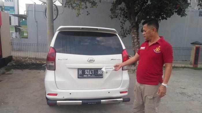 Polres Blora Menangkap Tersangka Penggelapan Mobil Rental, Sudah Digadai Rp 30 Juta