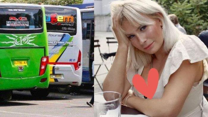 Amanda Ditendang Sopir Bus, Dianggap Berpakaian Terlalu Terbuka, Polisi Ikut Menginvestigasi